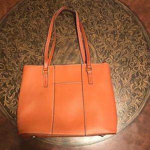 Korvara Brown Leather Bag